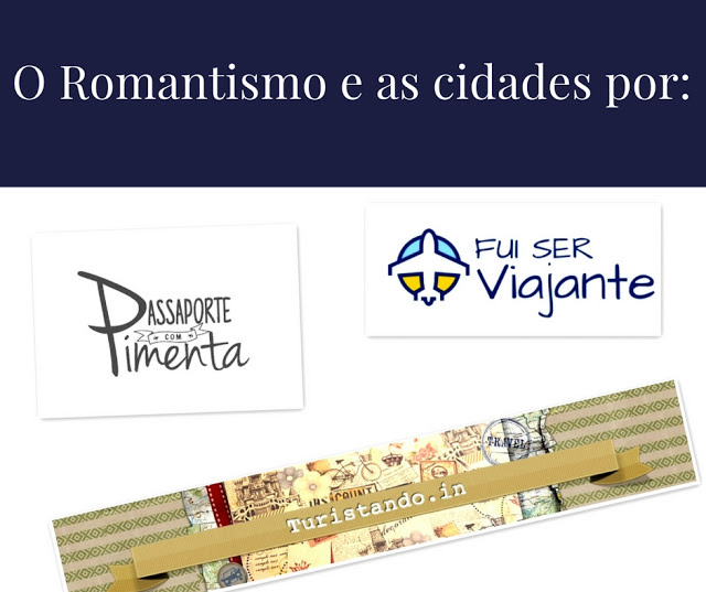 O ROMANTISMO e as Cidades: