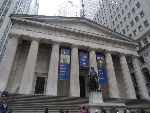 Federal Hall em Nova York