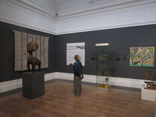 South African National Gallery na Cidade do Cabo