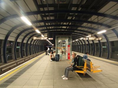 Como sair do Aeroporto London City, Londres Inglaterra