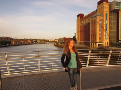 BALTIC Centre for Contemporary Art em Gateshead - Inglaterra