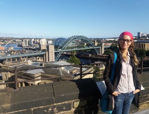 O Newcastle Castle em Newcastle | Inglaterra