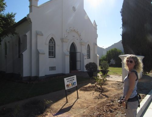 Old Mission Church Museum em Montagu | África do Sul